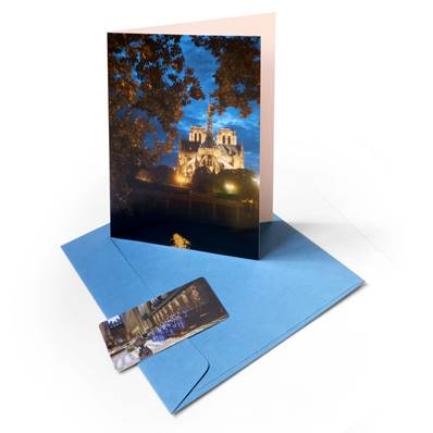 Notre-Dame Audio Greetings Card